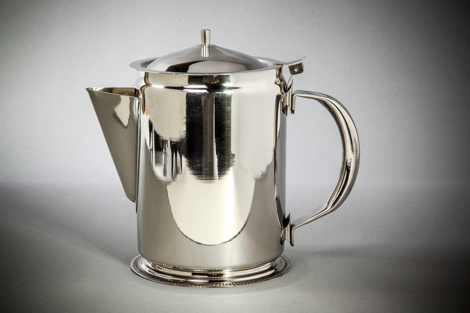 Water Pitcher Stainless Steel Wlid Am Party Rentals